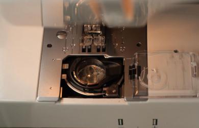 Горизонтальное челночное гдездо швейной машины JANOME