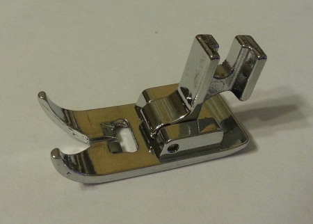 Лапка для шитья зигзагом и прямо