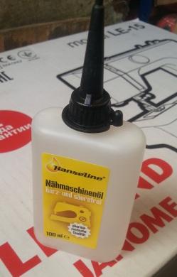 Масло швейное, из Германии