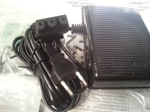 Ножная электрическая педаль для швейной машины ASTRALUX