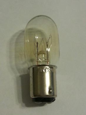 Лампа подсветки, двухконтактная, для швеных машин JANOME, NEWHOME, FAMILY