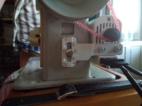 Электропривод на швейную машину Чайка