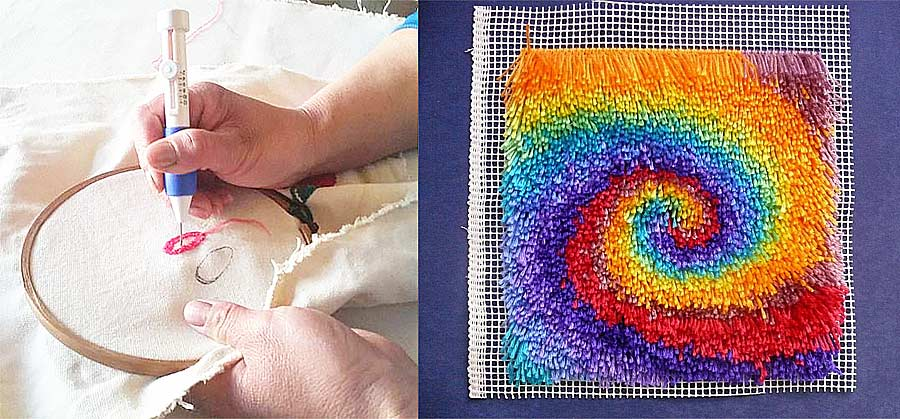 вышивание-коврика-иглой