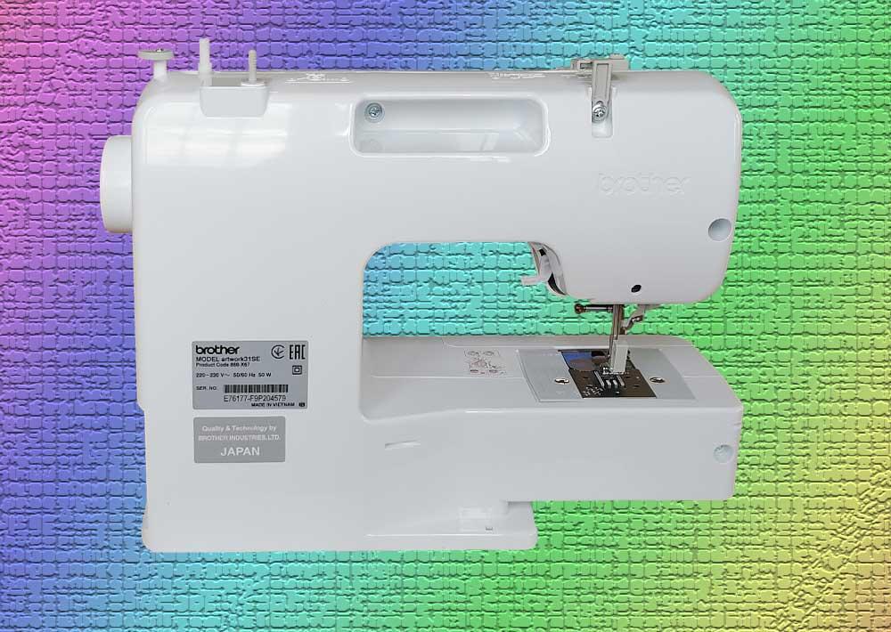 брайзер Artwork 31 SE швейная машина