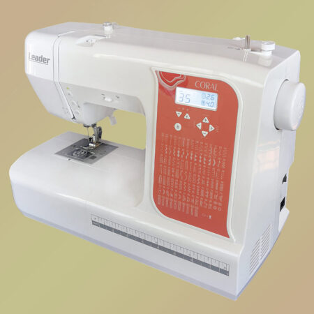 Лидер-CORAL швейная машина