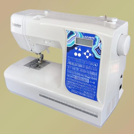 Leader lazurite швейная машина