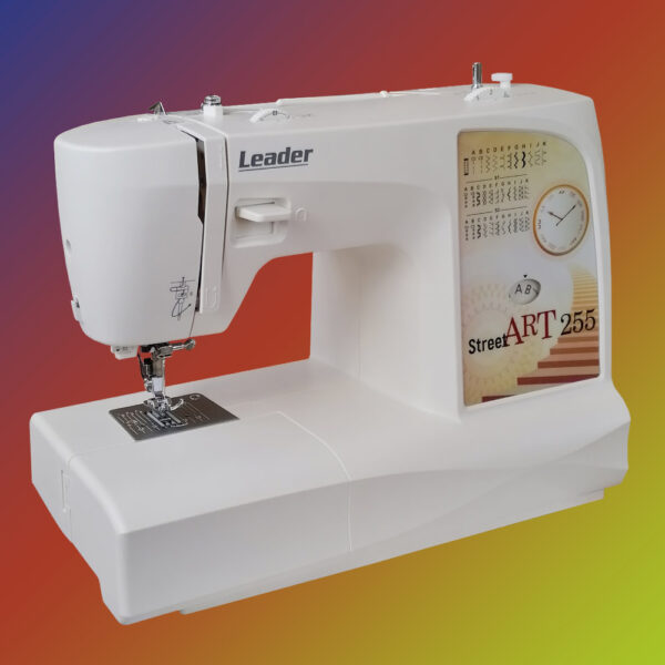 LEADER StreetArt 255 швейная машина