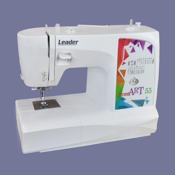 Leader StreetArt 55 швейная машина