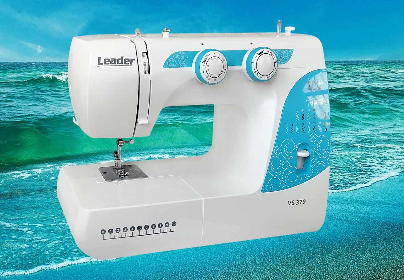Leader VS-379 швейная машина