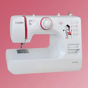 Leader VS-418 швейная машина