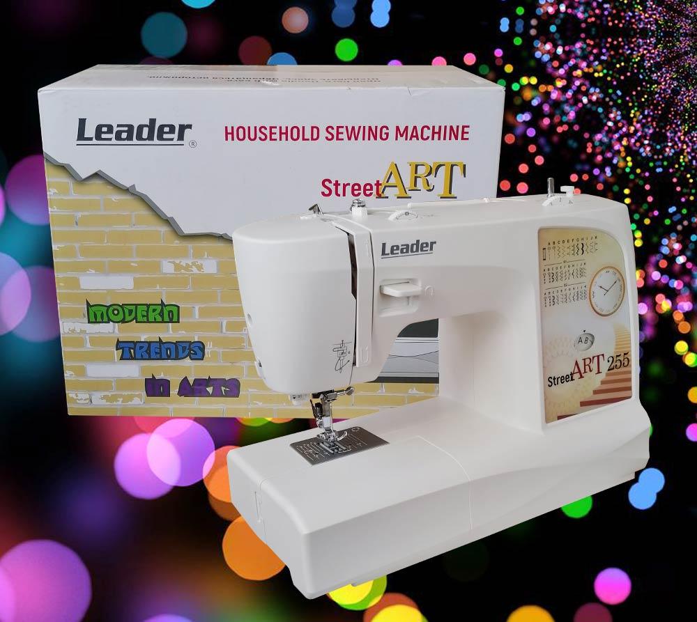 SteetArt 255 Лидер швейная машинка