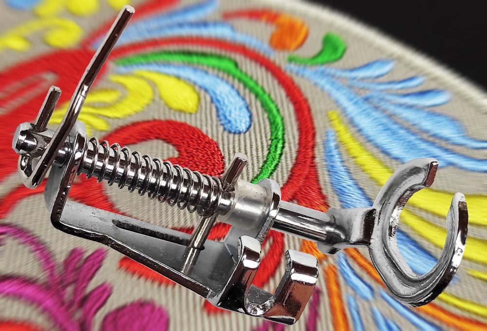 вышивальная лапка насадка