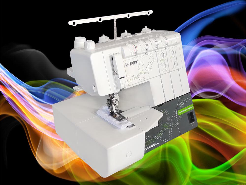 Распошивалка плоскошовная VS 400 D