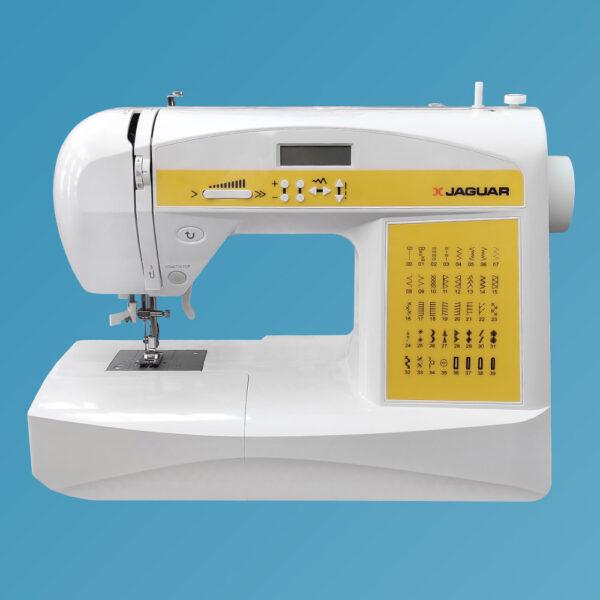 ягуар 590 швейная машина электронная
