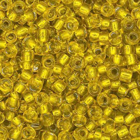 бисер-круглый-желтый-30-6