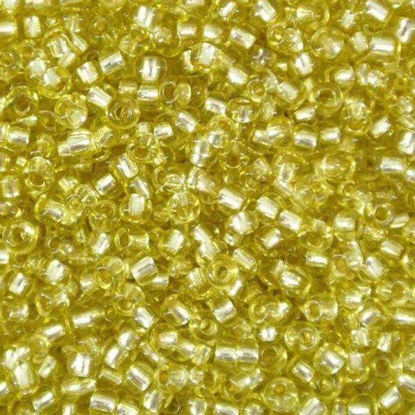 Бисер-круглый-золотистый-прозрачный-170-размер-6
