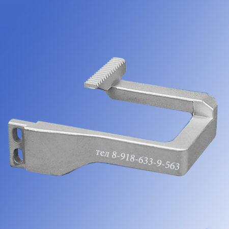 Зубчатый транспортер на оверлок ASTRALUX 822 820 передний